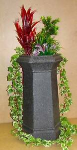 Chimney Pot Garden Planter Patio Flower Tub New Millstone Colour Ebay