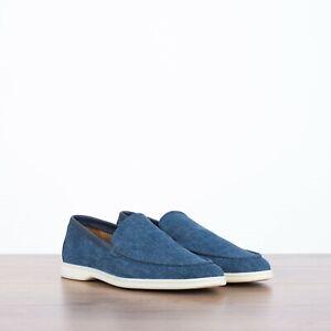 LORO-PIANA-750-Summer-Walk-Moccasin-In-Dark-Alaskan-Blue-Flax-Virgin-Wool