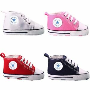 Baby-Infant-Girl-Soft-Sole-Crib-Toddler-Shoes-0-18-months-Anti-slip-New-Model