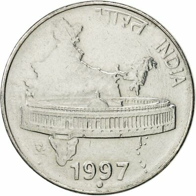 Energetic [#467706] India-republic, 50 Paise, 1997, Au(55-58), Stainless Steel, Km:69 New Varieties Are Introduced One After Another