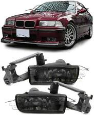 FOG LIGHTS SMOKE FOR BMW E36 90-99 + M3 SERIES 3 NEW H1