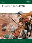 Pirates: 1660-1730 by Angus Konstam (Paperback, 1998)