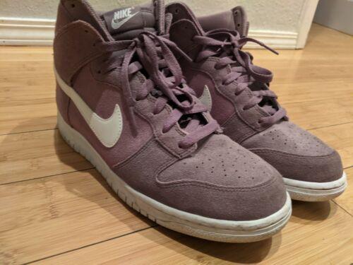 Size 11 - Nike Dunk High Violet Dust 2017