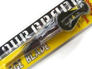 Strike King Chatterbait Tgrb12-201 Super Chart Tour Grade Rage Blade Swim Jig for sale online