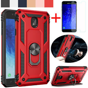 For-Samsung-Galaxy-J7-Crown-Star-Refine-J7-V-2018-Shockproof-Armor-Hard-Case