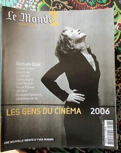 """Candide """"le Monde 2"""" // An 2006 Les Gens Du Cinema 2006 ; Les Photos De Stanley Kubrick Nouveau Design (En);"""