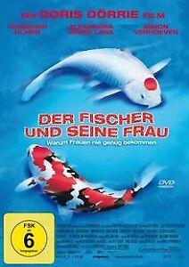 Der-Fischer-und-seine-Frau-von-Doris-Doerrie-DVD-Zustand-gut