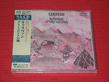 2016 JEWEL CASE CARAVAN In The Land Of Grey And Pink   JAPAN SHM SACD