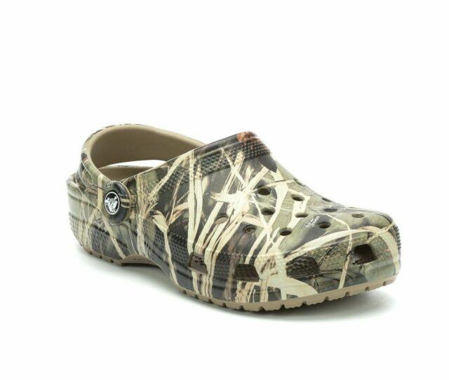 Crocs Classic Realtree Edge Clog Camo