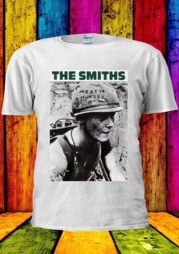 The Smiths Meat Is Murder Morrissey T-shirt Vest Tank Top Men Women Unisex 256