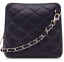 New-Ladies-Womens-Micro-Italian-Leather-Evening-Quilted-Shoulder-Crossbody-Bag thumbnail 14