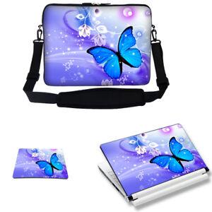 17-034-17-3-034-Laptop-Sleeve-Bag-Case-w-Shoulder-Strap-amp-Matching-Skin-Mouse-Pad-2722
