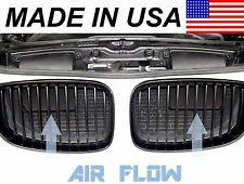 AVT Intake Scoops e81/e82/e88 BMW 1 Series(128i/135i/1m) 08-15 Black