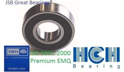 608-2RS C3 EMQ Fidget Spinner Replacement Sealed Ball Bearing 8x22x7mm Qty. 2