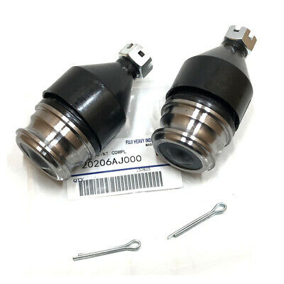 FOR SUBARU FORESTER  LEGACY XT  2 X LOWER BALL JOINTS NEW