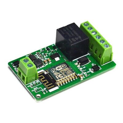 Details about 1pcs DC 7-30V ESP8266 WIFI Relay Module ESP-12F Network Relay  Module 220V 10A