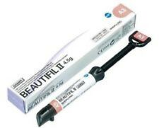 Shofu Beautifil Ii 45gm Nano Hybrid Universal Composite Any Shade Dental Use