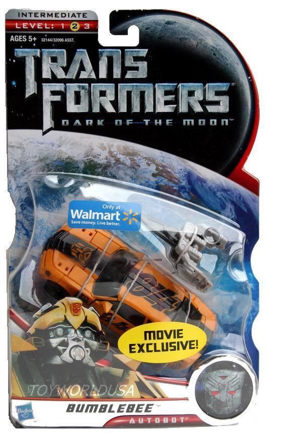 Transformers Dark of the Moon Bumblebee WALMART EXCLUSIVE