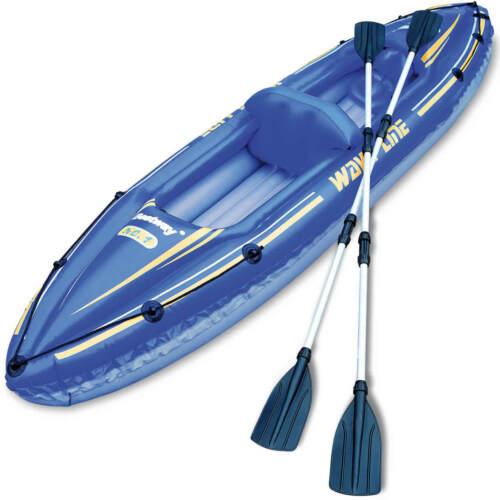 Bestway Schlauchboot Hydro Force Paddelboot Boot Kajak Wave Line