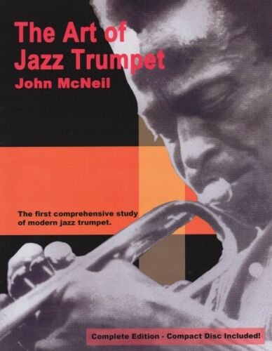 The Art of Jazz Trumpet Book and CD NEW 014002210