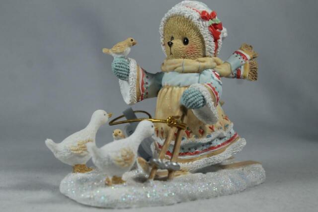 Cherished Teddies /'Elsa/' 2020 Annual Laplander Figurine #133473 New In Box