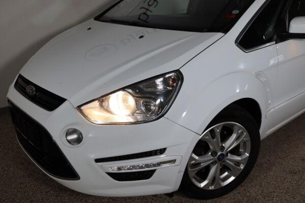 Ford S-MAX 2,0 TDCi 140 Titanium aut. - billede 4