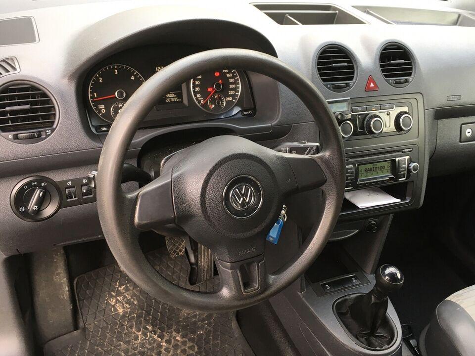 VW, Caddy Maxi, 1,6 TDi 102 BMT Van