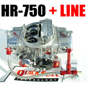 Quick Fuel Technology HR-750 Hot Rod Series Carburetor