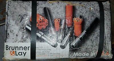 "Rock Drilling Bit #t2010mo Part No Brunner & Lay 2"" Std"