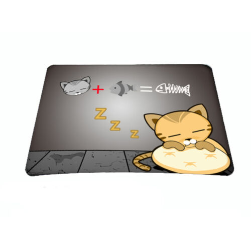 Cute Design Anti-slip Mouse Pad Mat For Optical Wireless Laser Mouse