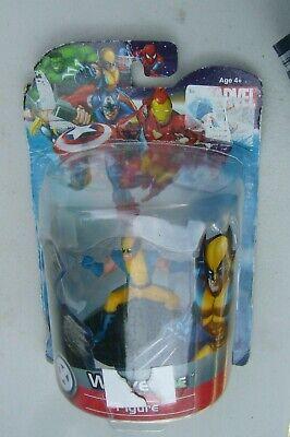 "Monogram 4/""Marvel Wolverine Figure Universe Xmen Superhero In Box Free Shipping"