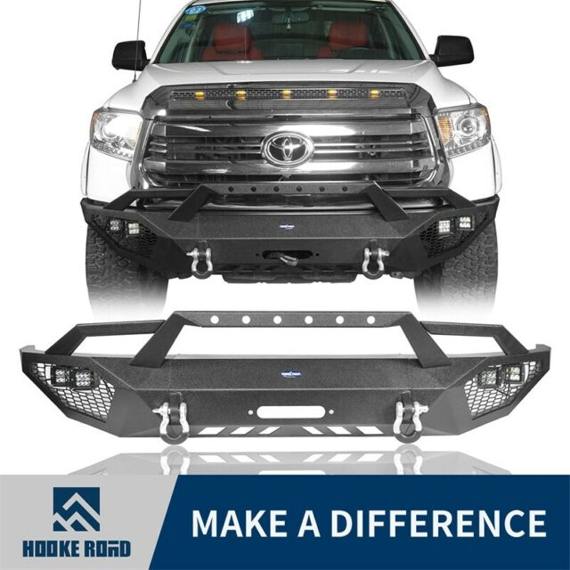 For 2014-2019 TOYOTA TUNDRA 14-19 FRONT BUMPER LICENSE PLATE HOLDER TAG BRACKET
