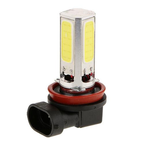 6000K 20W H8 H11 DRL COB LED Fog Driving Headlamp Bulb White