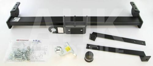 Für Opel Vivaro A 06-14 Anhängerkupplung starr+E-Satz 13p spez ABE