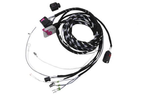 elektrische Heckklappe für VW T-Roc A11 Original Kufatec Kabelbaum Kabel anschl