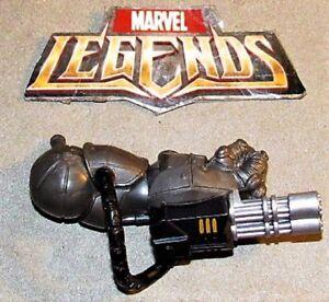 Marvel-Legends-Captain-America-Build-A-Figure-BAF-Mandroid-Right-Arm-1-Piece-Lot