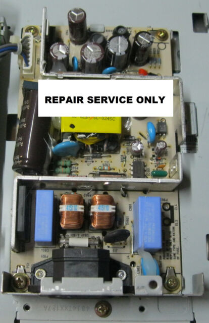 Dell 1800fp Gateway Fpd1830 Power Supply Repair Service PCB P/n ...