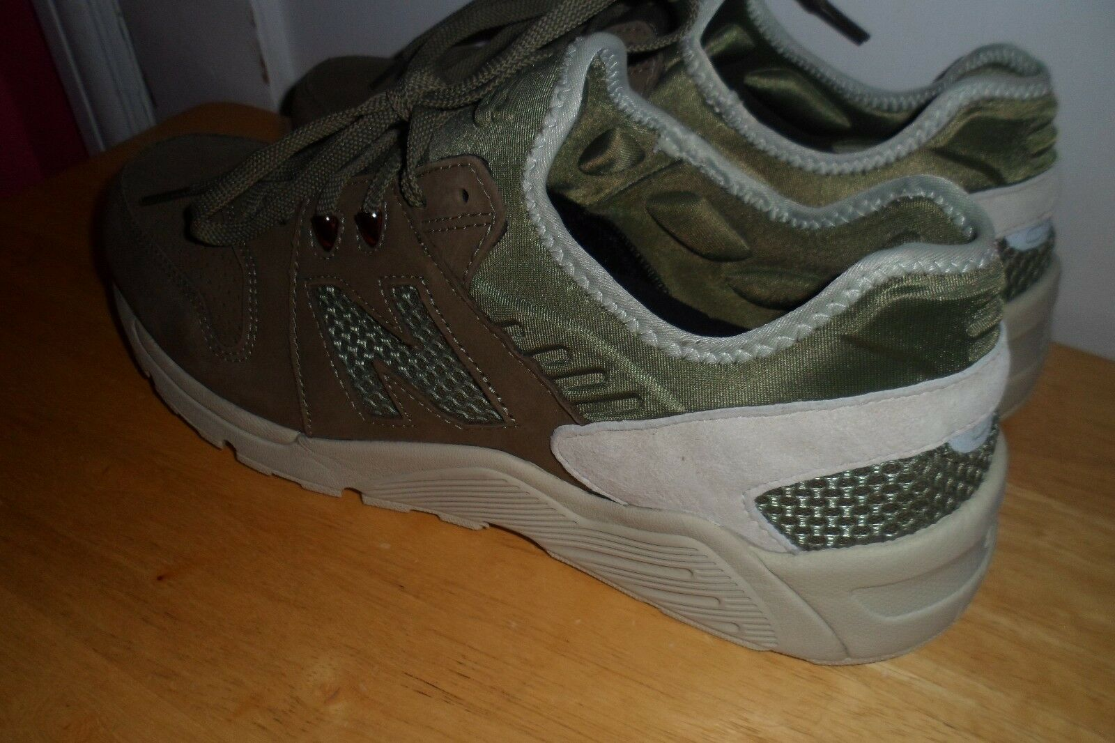 MUST SEE FABULOUS  99.99 2016 New Balance 009 ML009SCA Uomo 12 D WORN 1 TIME