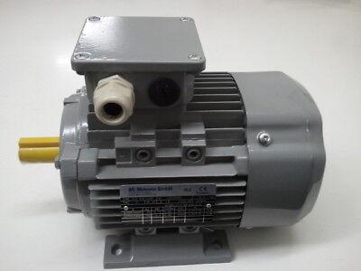 400V IE2 B3 Elektromotor 0,55KW Drehstrommotor KR MS712-2 3000U//min