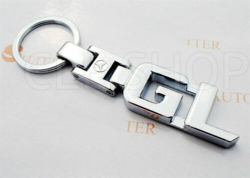neuf Mercedes Benz Porte clé Métal Chromé CLASSE GL 320 350 450