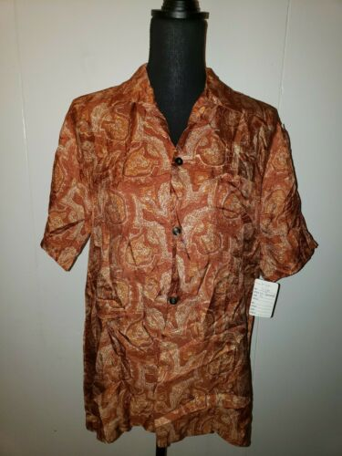 Vintage McKerny Aloha Hawaiian Shirt Size M