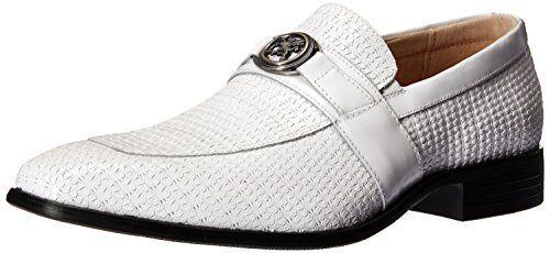 Stacy Adams Bit  Uomo Mannix-Moc Toe Bit Adams Slip-on Loafer- Pick SZ/Farbe. 052d5f