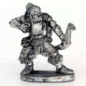 Half-Orc-Readying-Bow-Warhammer-Fantasy-Armies-28mm-Unpainted-Wargames