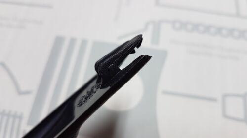//553// Mercedes-Benz Abdeckung Handkurbel Fensterheber W107 W123 W124 W201 W461