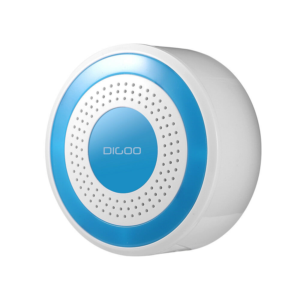 DG-ROSA 433MHz Wireless Alarm Host & Siren Set Multi-Functio