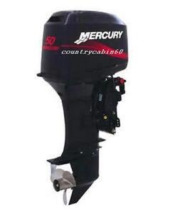 mercury outboard 50 60hp 4 stroke oem factory shop repair manual rh ebay com 1963 Mercury Comet mercury outboard factory manual