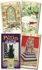 Tarot of Pagan Cats by Lo Scarabeo 9780738726700 Other Merchandise 2011
