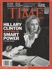 Time magazine Hillary Clinton Virus hunters Barack Obama Steve Jobs Mindy Kaling