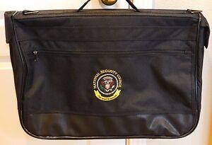 NSC-PRESIDENTIAL-SEAL-WHITE-HOUSE-STAFF-GARMENT-or-TRAVEL-BAG-1997-Multi-Use-Bag