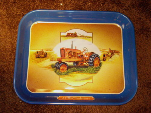 """ALLIS-CHALMERS TRACTORS 2006 /""""CLASSIC LEGENDS/"""" AGCO HERITAGE SERIES NEW MTL TRAY"""